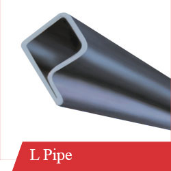 MS L Pipe Available at Mehboob Steel Traders